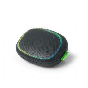 Hangszóró, Bluetooth, LED fényekkel, 5W, MUSE
