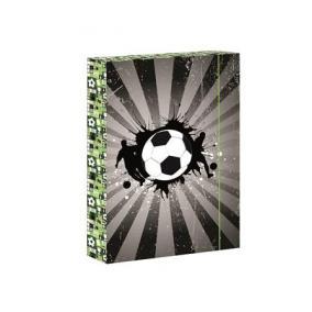 Füzetbox, A5, Football Icon-Jumbo