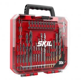 SKIL RED 2610S00919 fúrószár és bit készlet 30 részes