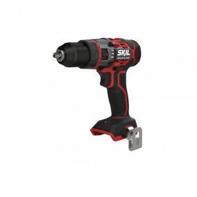 SKIL RED CD1E3070CA Brushless akkus ütvefúró géptest 20 V