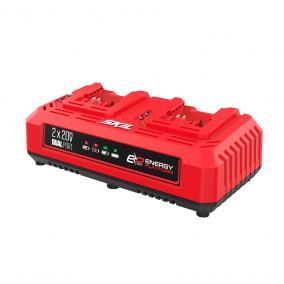 "SKIL RED CR1E3128AA dupla 2x ""20V Max"" töltő (18 V-os)"