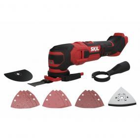SKIL RED MF1E3620CA akkus multifunkciós szerszám géptest 20 V