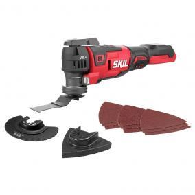 SKIL RED MF1E3650CA Brushless akkus multifunkciós szerszám géptest  20 V