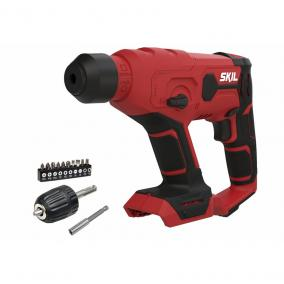 SKIL RED RH1E3810CA akkus fúrókalapács géptest 20 V