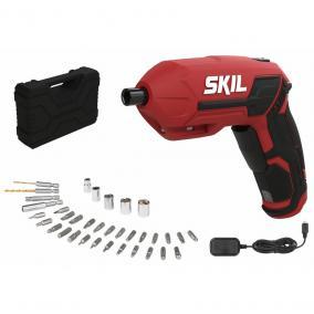 SKIL RED SD1E2710GA akkus csavarozó 4 V+ koffer