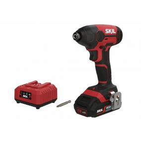 SKIL RED SD1E3210AA akkus ütvecsavarozó 1x2,5Ah 20 V
