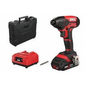 SKIL RED SD1E3210GA akkus ütvecsavarozó 1x2,5Ah 20 V+ koffer