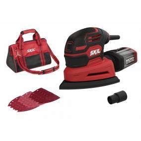 SKIL RED SR1E7260DA deltacsiszoló 100W+ hordtáska