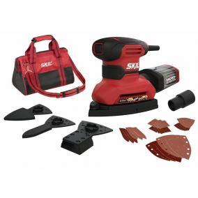SKIL RED SR1E7261DA multicsiszoló 160W+ hordtáska