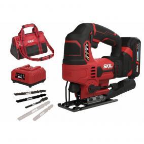 SKIL RED SW1E3420DA akkus szúrófűrész 1x2,5Ah 20 V+hordtáska
