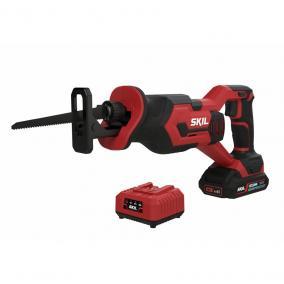 SKIL RED SW1E3470AA akkus szablyafűrész 1x2,5Ah 20 V
