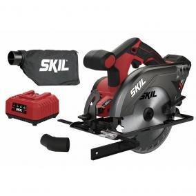 SKIL RED SW1E3520AA akkus körfűrész 165mm 1x2,5Ah 20 V