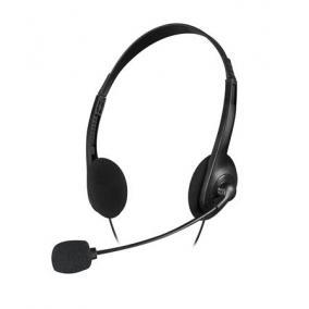 Fejhallgató, mikrofonnal, vezetékes, 3.5 mm jack, SPEEDLINK