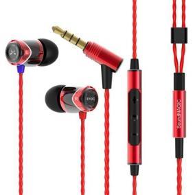 Fülhallgató, mikrofon, hangerőszabályzó, fém, SOUNDMAGIC