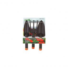 STR 3 részes műanyag kerti szerszámkészlet