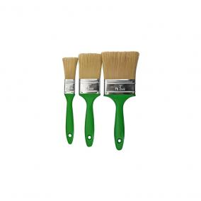 STR Ecsetkészlet PVC sörtével 3db zöld