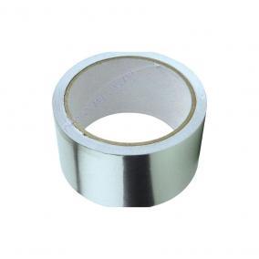 STR alumínium szalag  KL-RAT 50 mm, L-25 m, 0,24 mm, Alu, megerősített
