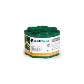 Fűszegély STR 100 mm/ 9 fm zöld (2210231)