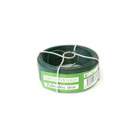 STR kerítés kötöződrót műanyag bevonat 0.8