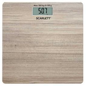 Személymérleg - Scarlett, SCBS33E050