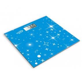Személymérleg Hauser DPS204B kék