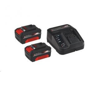 Szett, 2db akkumulátor, 1db töltő - Einhell, 18V 2X3,0 AH+30MIN PCX STARTER KIT