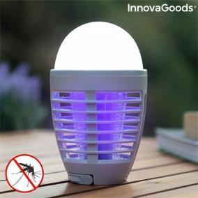 Szúnyogriasztó lámpa - Innovagoods, V0103060