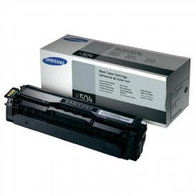 Samsung CLP 415 [BK] toner [2,5K] SU158A CLT-K504S (eredeti, új)