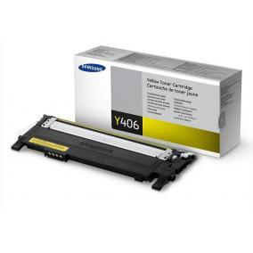 Samsung CLP 365 [Y] toner SU462A [1K] CLT-Y406S (eredeti, új)