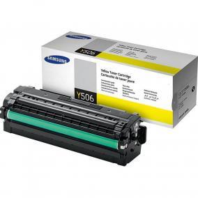 Samsung CLP 680 [Y] toner SU515A [3,5k] CLT-Y506L (eredeti, új)