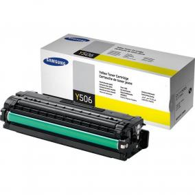 Samsung CLP 680 [Y] toner SU524A [1,5k] CLT-Y506S (eredeti, új)