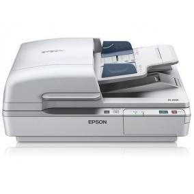 Epson DS-6500N scanner síkágyas DADF+LCD (A4)