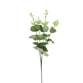 Selyemvirág eukaliptusz 48 cm zöld