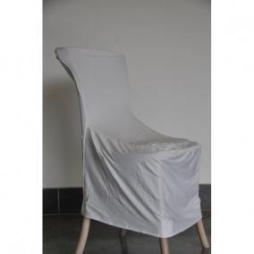 Székhuzat textil fehér