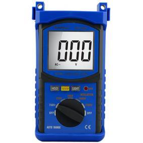 Szigetelésmérő HOLDPEAK 6688F