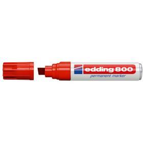 Alkoholos marker, 4-12 mm, vágott, EDDING