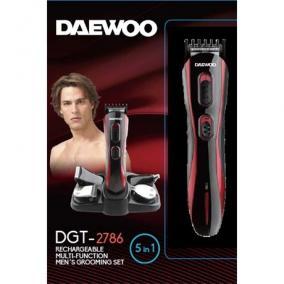 Testszőrnyíró - Daewoo, DGT-2786