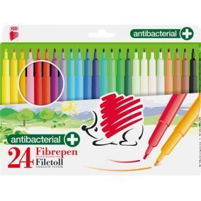 Filctoll készlet, 1 mm, antibakteriális, ICO