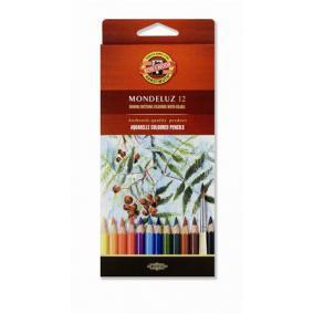 Akvarell ceruza készlet, KOH-I-NOOR