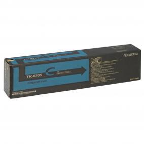 Kyocera TK-8705 [C] toner (eredeti, új)