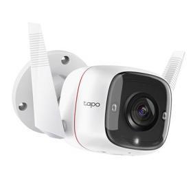 Wi-Fi kamera, kültéri, éjjellátó, TP-LINK