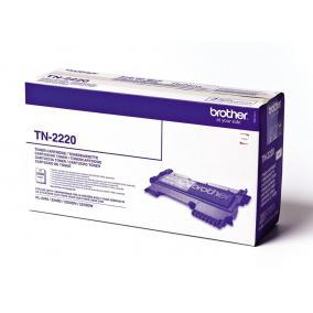 Brother TN 2220 toner [2,6K] (eredeti, új)