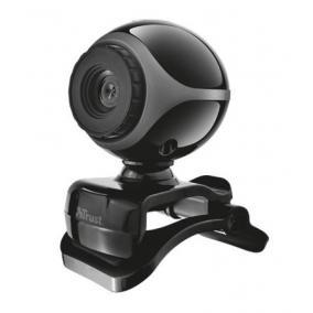 Webkamera, beépített mikrofonnal, TRUST