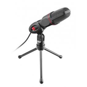 Mikrofon, 3,5 mm jack/USB, gaming, TRUST