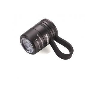 Elemlámpa, mágneses rögzítővel, állítható fényfunkció, futáshoz, TROIKA, fekete