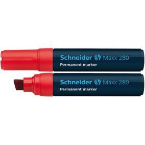 Alkoholos marker, 4-12 mm, vágott, SCHNEIDER