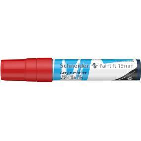 Akril marker, 15 mm, SCHNEIDER