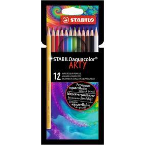 Akvarell ceruza készlet, STABILO