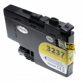Brother LC 3237 kompatibilis [Y] tintapatron (ForUse)