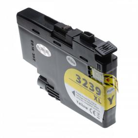Brother LC 3239 XL kompatibilis [Y] tintapatron (ForUse)